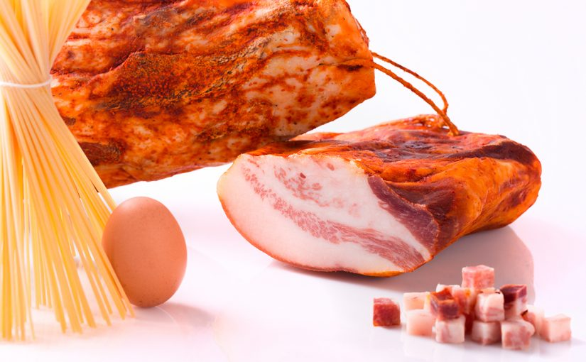 Calabrian Spicy Bacon: technical info