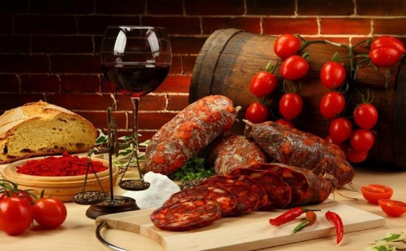 Biodiversity of Calabrian Gastronomy