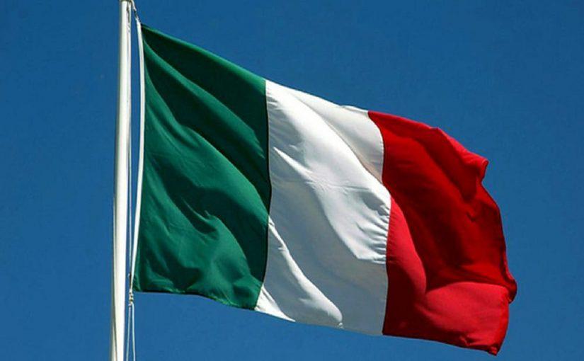 Italy, a nation born in Calabria (near Catanzaro)?