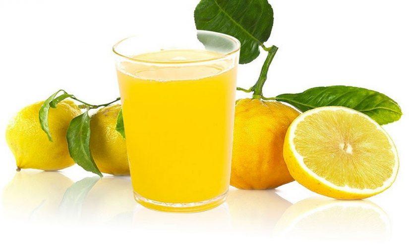 Juice of Bergamot: Superfood drink