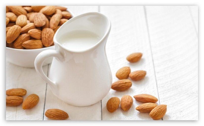 Almond Milk Drink…good!
